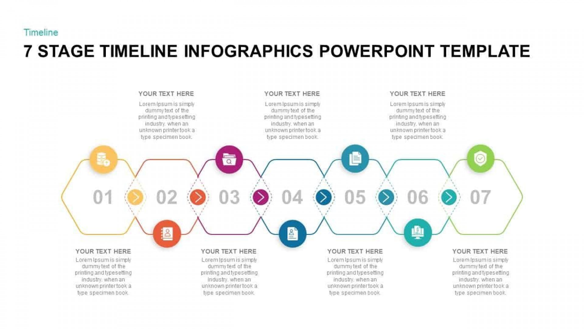 001 Exceptional Timeline Template For Presentation Sample  Project Example Presentationgo1920