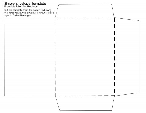 001 Fantastic Envelope Label Template Free Image  Download480