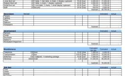 001 Fantastic Event Planning Budget Worksheet Template Photo  Free Download Spreadsheet Planner
