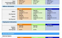 001 Fantastic Fake Credit Report Template High Definition  Equifax Karma