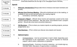 001 Fantastic Formal Meeting Agenda Template Doc Concept