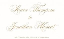 001 Fantastic Formal Wedding Invitation Wording Template Picture  Templates