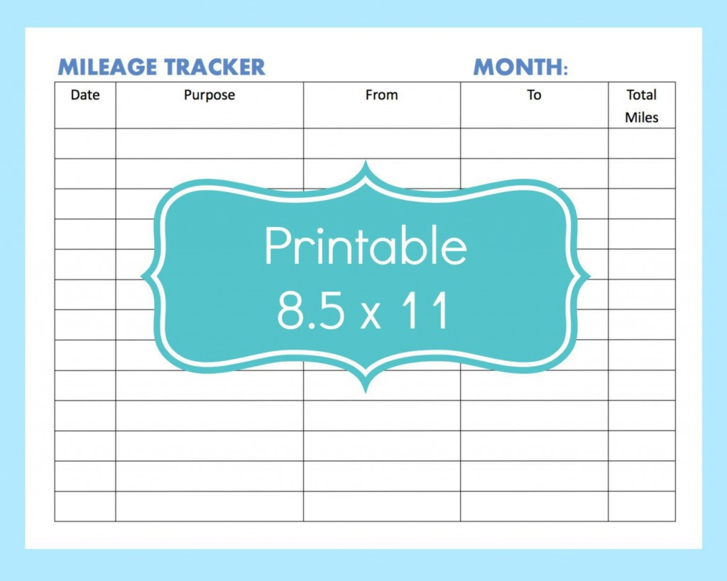 001 Fantastic Mileage Log Printable Template Picture  Book ExcelLarge