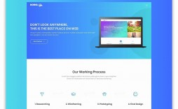 001 Fantastic Simple Web Page Template Free Download Photo  One Website Html With Cs