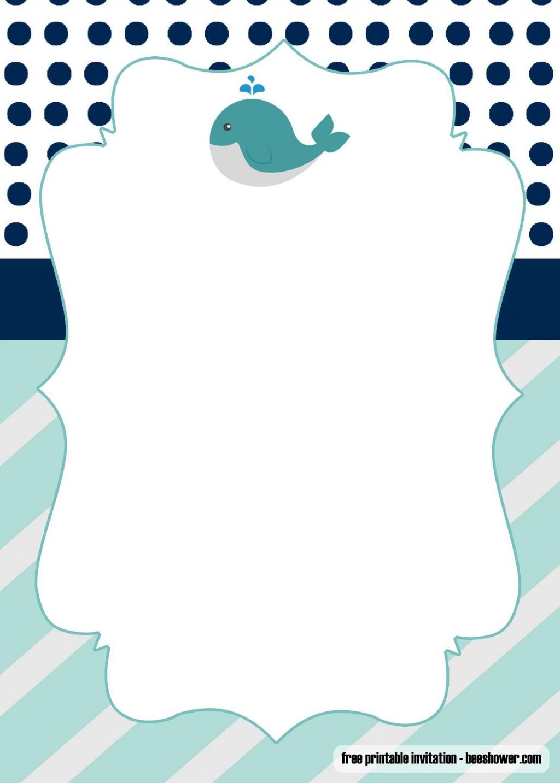 001 Fascinating Baby Shower Invitation Free Template Design  Templates Online Printable E-invitation Card DownloadLarge