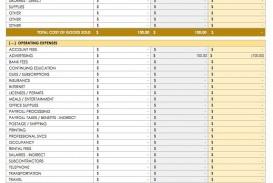 001 Fascinating Cash Flow Sample Excel Inspiration  Spreadsheet Free Forecast Template