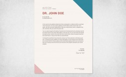 001 Fascinating Company Letterhead Format In Word Free Download Highest Quality  Sample Template 2020