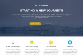 001 Fascinating Free Bootstrap Website Template High Resolution  2020 Responsive Download For Busines Education