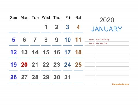 001 Fascinating Microsoft Calendar Template 2020 High Resolution  Publisher Office Free480
