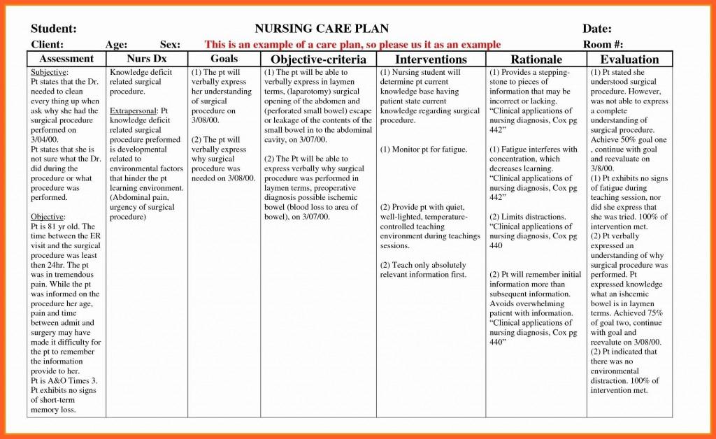 001 Fascinating Nursing Care Plan Template High Def  Example Australia Home For DiabeteLarge