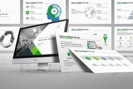 001 Fascinating Professional Ppt Template Free Download Concept  For Project Presentation Powerpoint Thesi