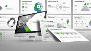 001 Fascinating Professional Ppt Template Free Download Concept  For Project Presentation 2019320