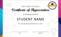 001 Fascinating Recognition Certificate Template Free Image  Of Download Editable Printable Award For Teacher