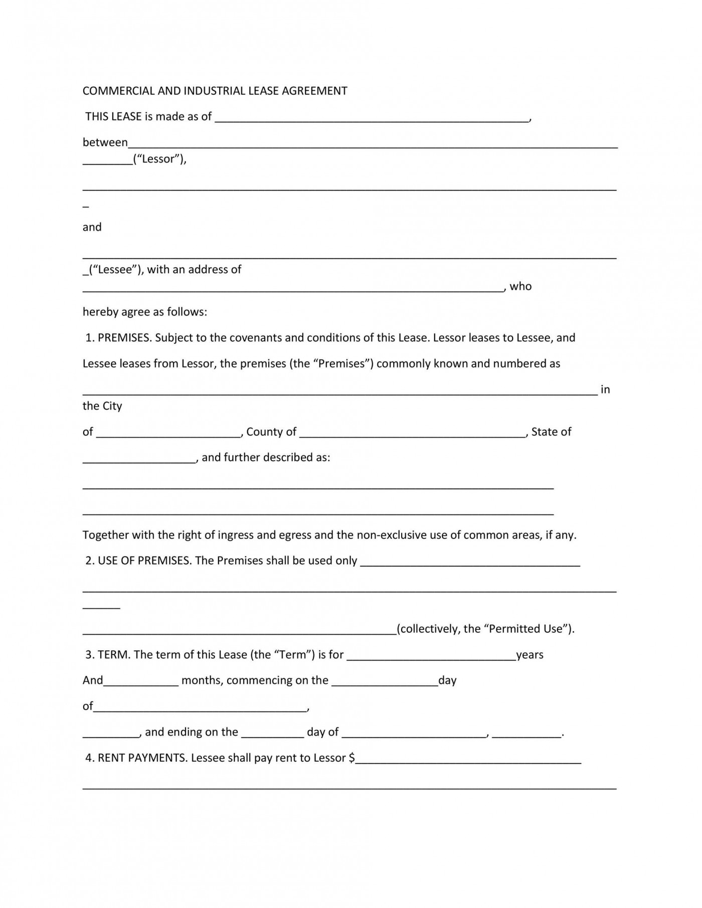 001 Fascinating Rental Agreement Template Word Free Highest Quality  Room Doc In Tamil Format Download1400