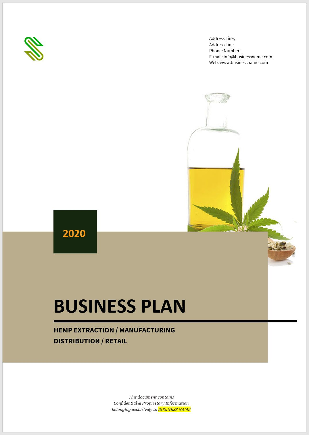 001 Fascinating Retail Busines Plan Template Concept  Free Online Store Example PdfFull