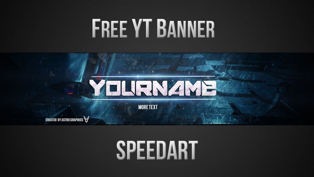 001 Fascinating Youtube Channel Art Template Photoshop Download Highest Quality Large