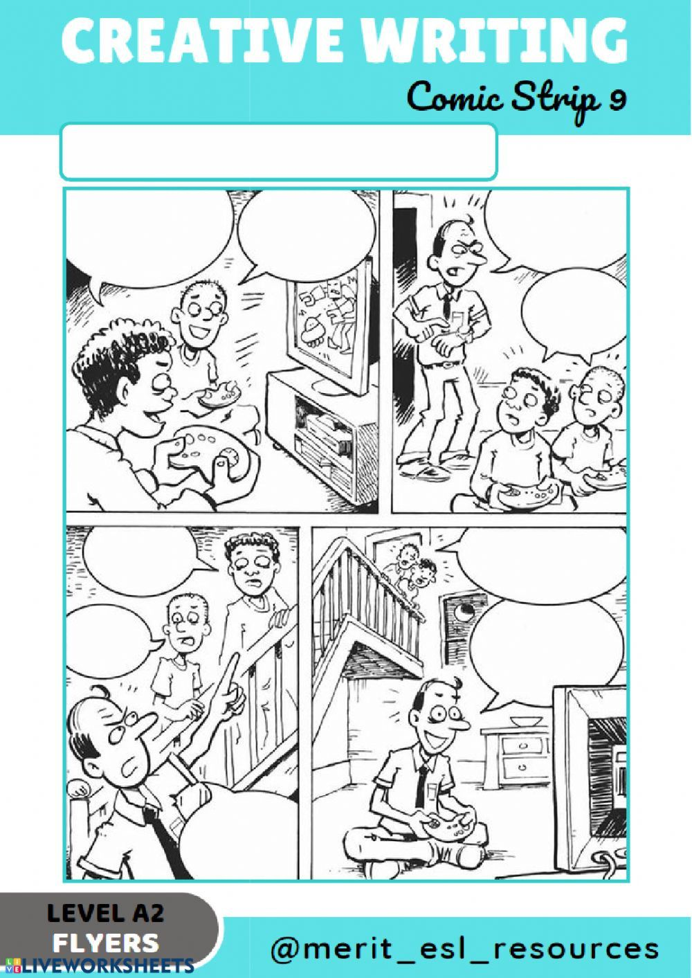 001 Fearsome Comic Strip Microsoft Word Concept  Making A With In TemplateFull