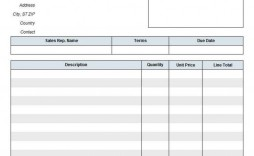 001 Fearsome Consulting Invoice Template Word High Def  Service Consultant Microsoft Contractor