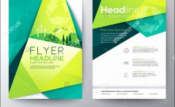 001 Fearsome Free Download Flyer Template Picture  Templates Blank Leaflet Word Psd