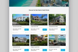 001 Fearsome Real Estate Template Wordpres Example  Homepres - Theme Free Download Realtyspace