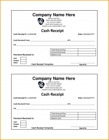 001 Fearsome Rent Receipt Template Doc India High Resolution  House360