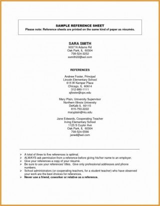 001 Fearsome Resume Reference List Template Microsoft Word High Resolution 320