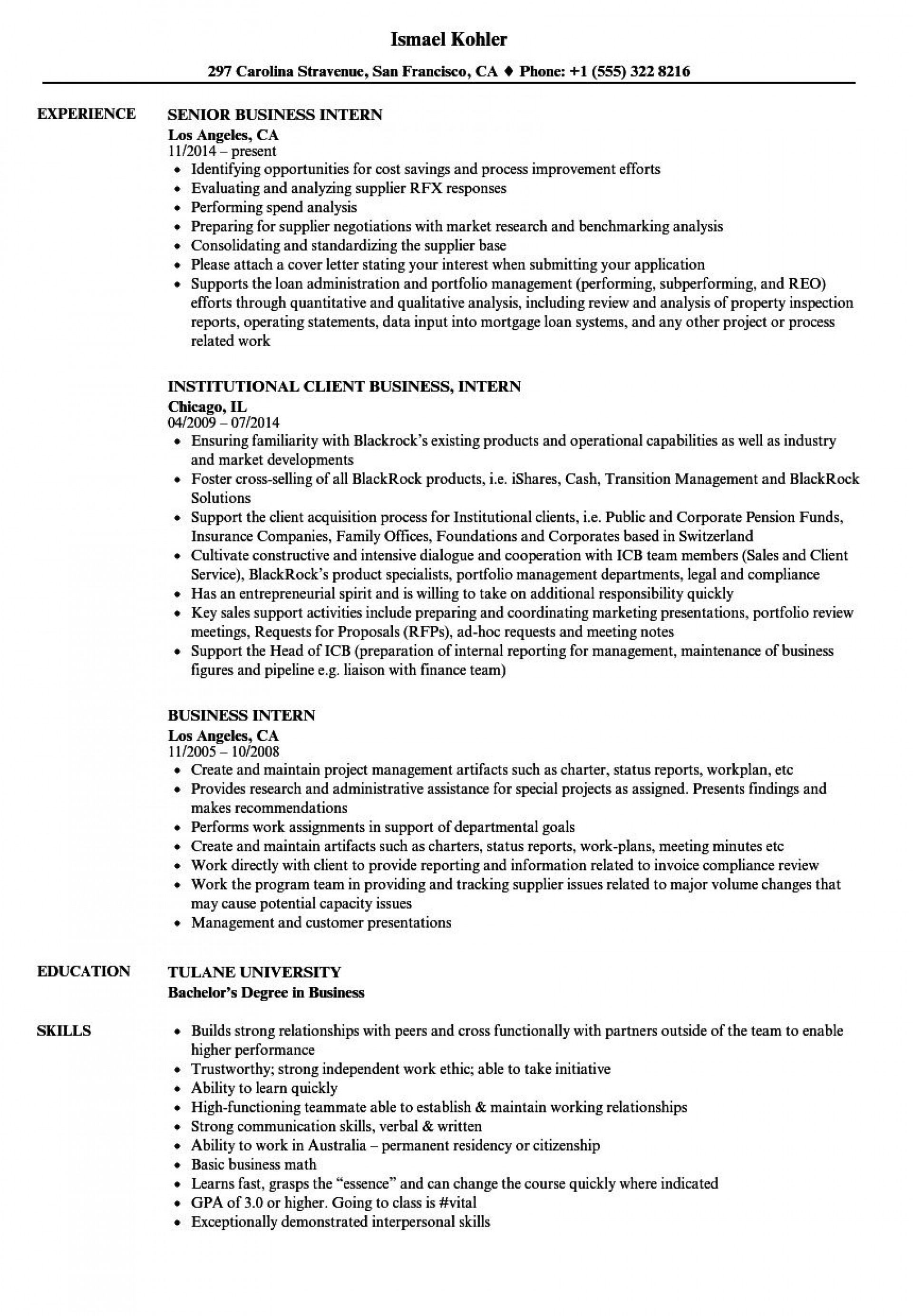 001 Fearsome Resume Template For Intern Concept  Interns Internship In Engineering Law Example1920
