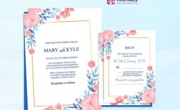 001 Fearsome Sample Wedding Invitation Template Free Download Image  Wording