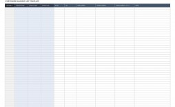 001 Formidable Excel Customer List Template High Def  Contact