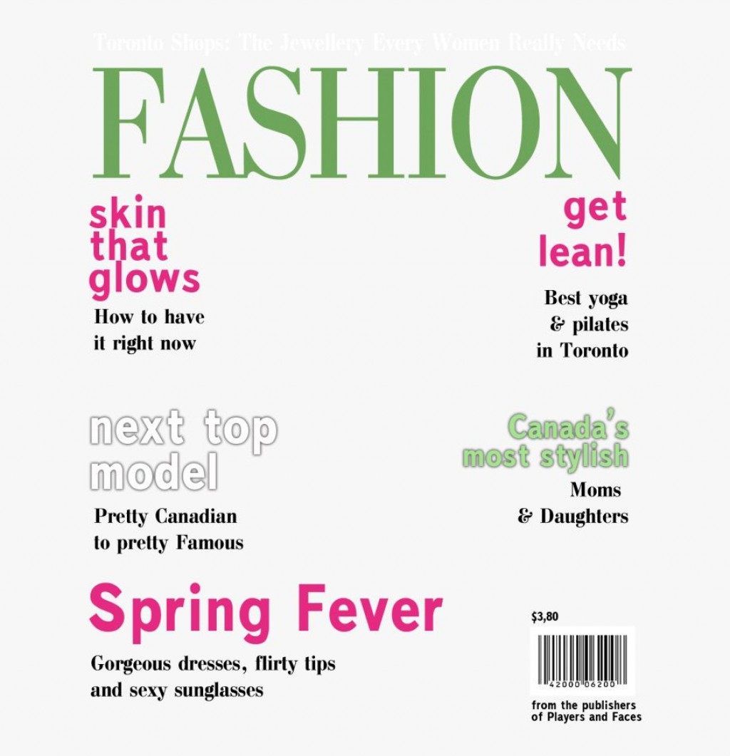 001 Formidable Free Fake Magazine Cover Template Example  TimeLarge