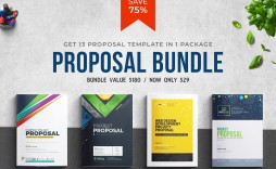 001 Formidable Graphic Design Proposal Template Word High Resolution