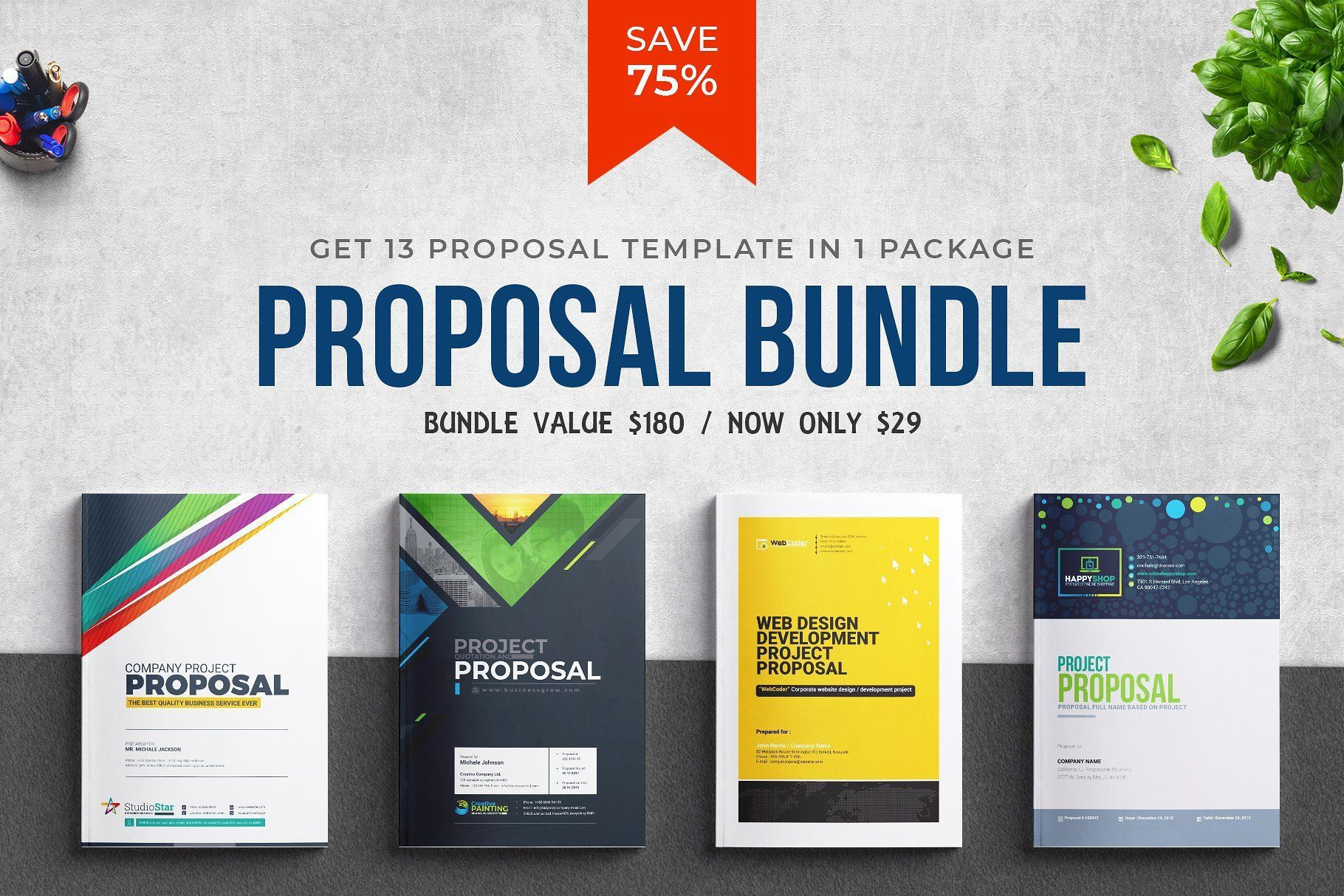 001 Formidable Graphic Design Proposal Template Word High Resolution Full