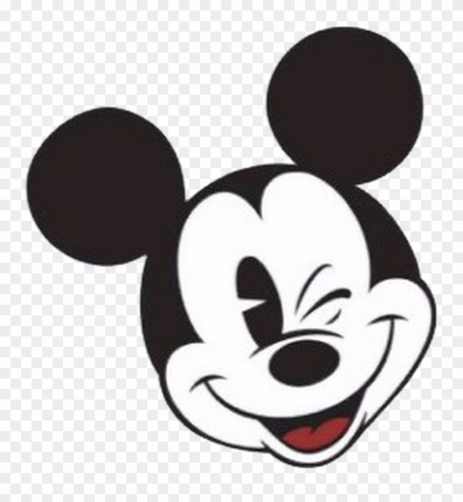 001 Formidable Mickey Mouse Face Template For Cake Photo  Printable1920