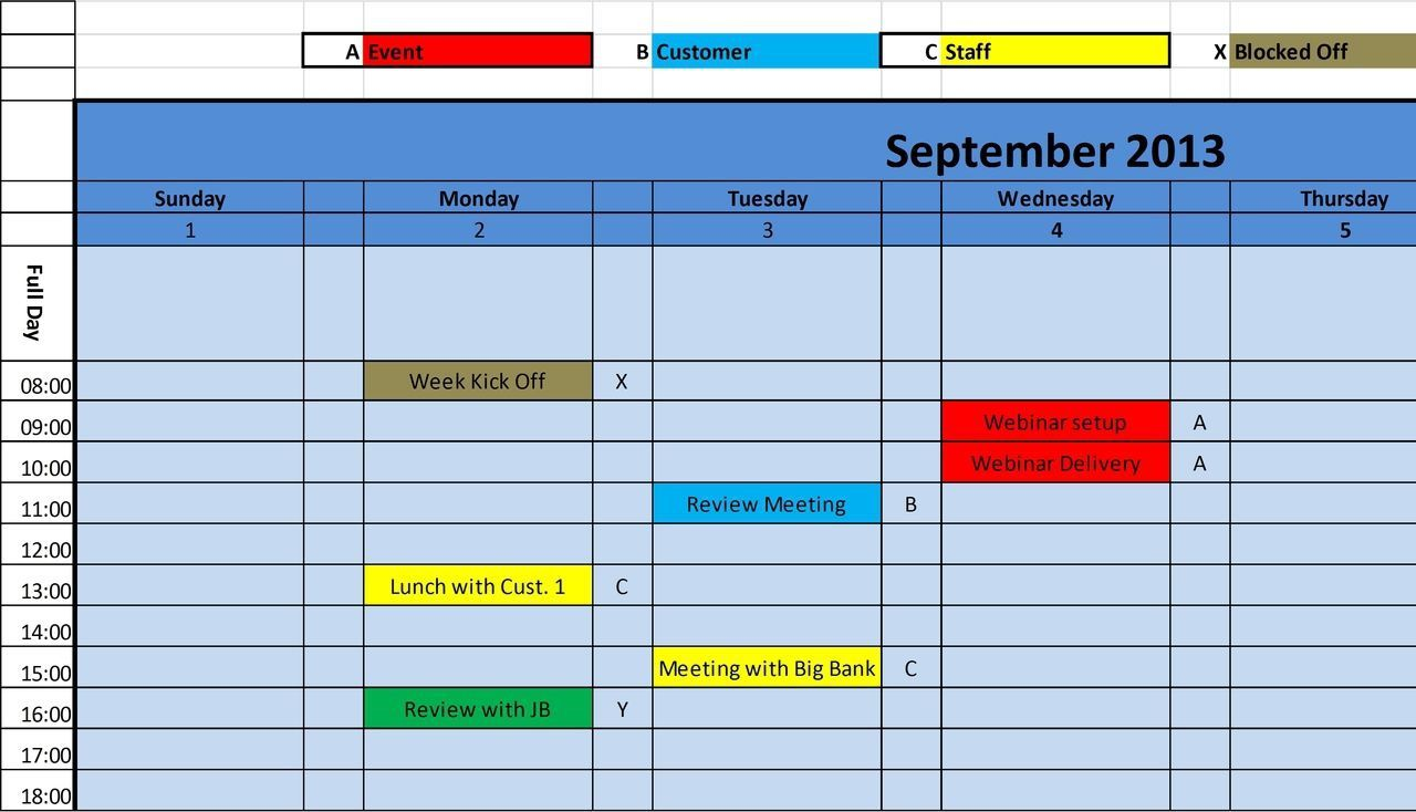 001 Formidable Monthly Appointment Calendar Template High Def  Schedule Excel Free 2020Full