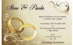 001 Formidable Sample Wedding Invitation Card Template High Resolution  Templates Free Design Response Wording