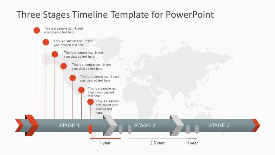 001 Formidable Timeline Graph Template For Powerpoint Presentation Photo 960