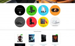 001 Formidable Zen Cart Template Free Concept  Download Responsive