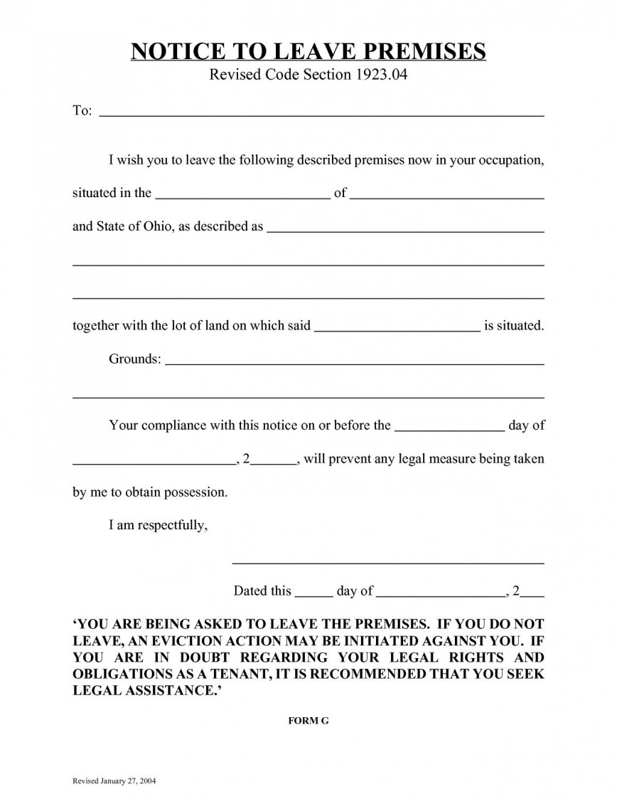 001 Frightening 3 Day Eviction Notice Template Concept  Form Florida Washington State Free For