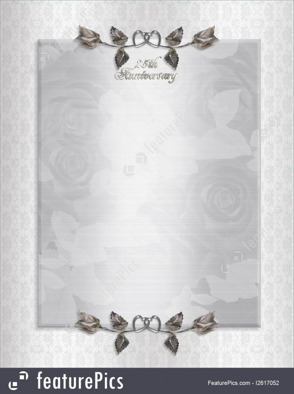 001 Frightening 50th Anniversary Invitation Card Template Inspiration  Templates FreeLarge