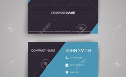 001 Frightening Double Sided Busines Card Template Design  Templates Word Free Two Microsoft