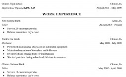 001 Frightening Freshman College Student Resume Template Sample  For With Little Work Experience Free
