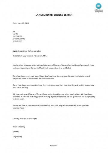 001 Frightening Letter Of Reference Template High Definition  Pdf For Student Volunteer Teacher360