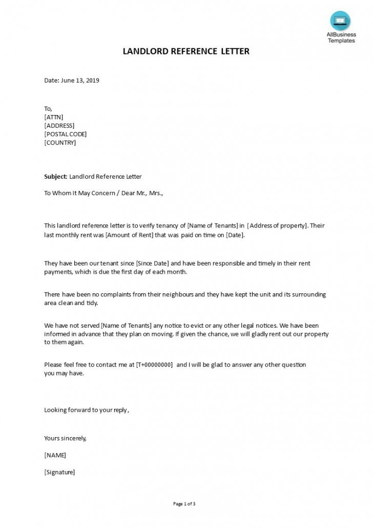 001 Frightening Letter Of Reference Template High Definition  Pdf For Student Volunteer Teacher728