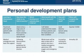 001 Frightening Personal Development Plan Template Gdc Idea  Free