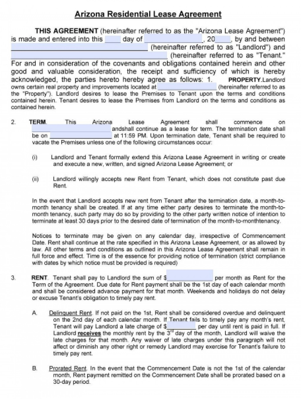 001 Frightening Rental Lease Template Free Concept  Agreement Sample Download Residential PrintableLarge
