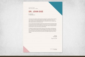 001 Frightening Simple Letterhead Format In Word Free Download Idea