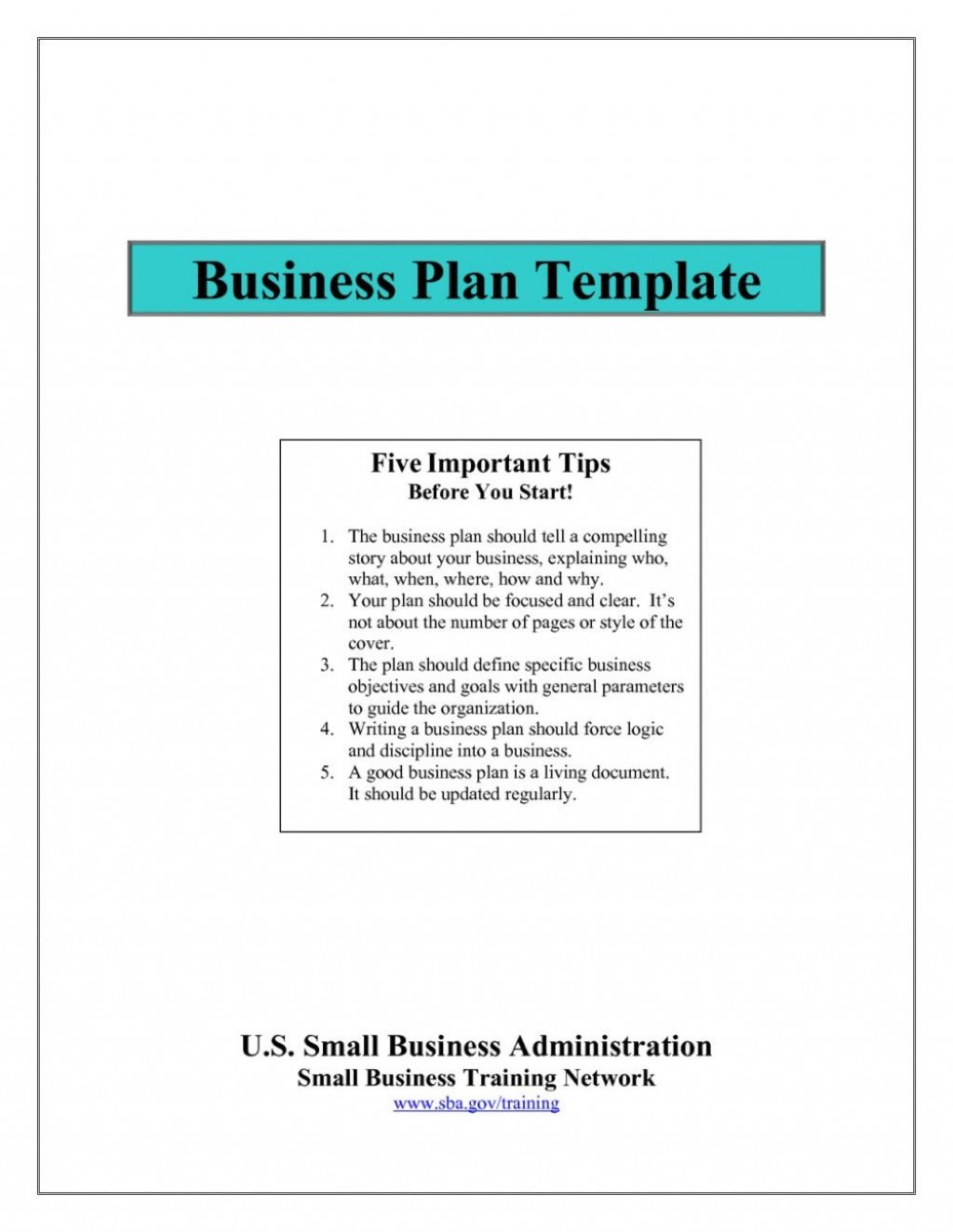 001 Frightening Small Busines Plan Template Free Inspiration  Printable South Africa SimpleLarge