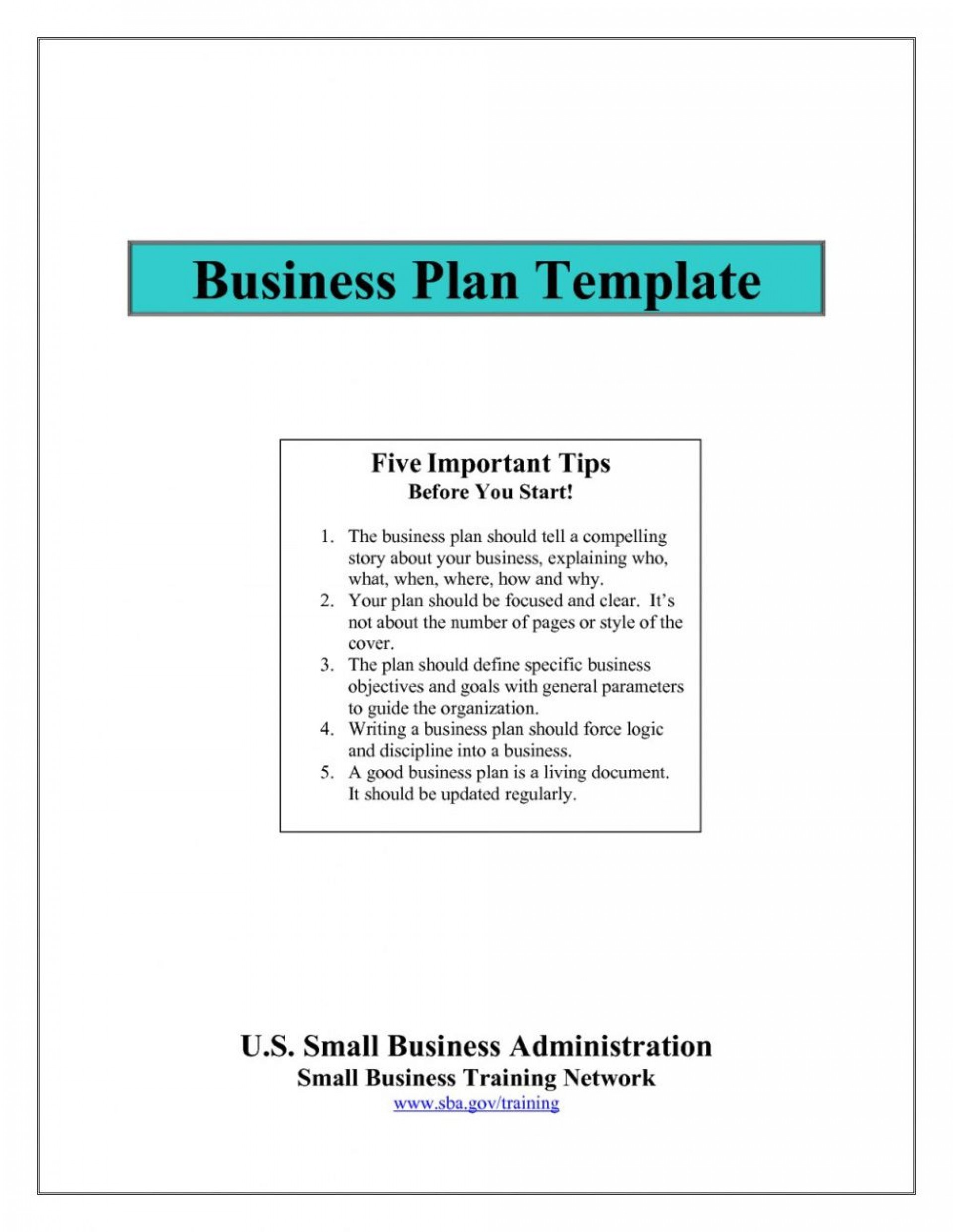 001 Frightening Small Busines Plan Template Free Inspiration  Printable South Africa Simple1920