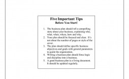001 Frightening Small Busines Plan Template Free Inspiration  Printable South Africa Simple
