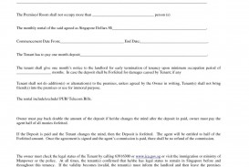 001 Frightening Tenancy Agreement Template Word Free Sample  Uk 2020 Rental Doc Lease